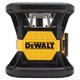 Dewalt DW079LR 20V MAX Cordless Lithium-Ion Tough Red Rotary Laser Kit