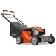 Husqvarna 961450035 163cc Gas 21 in. 2-in-1 AWD Self-Propelled Gas Lawn Mower