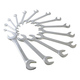 Sunex 9914 14-Piece SAE Angled Wrench Set (Open Box)