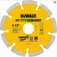 Dewalt DW4778 5 in. Diameter 5 Tooth Wet & Dry Cut Saw Blade
