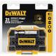 Dewalt DWAX100IR 31-Piece Impact Ready Extra Small Toughcase Screwdriving Set