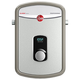 Rheem RTEX-08 8kW Electric Tankless Water Heater 240V Ext Adj Temp 1/2 in. Comp Con