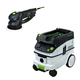 Festool P26571810 Rotex 6 in. Multi-Mode Sander with CT 26 E 6.9 Gallon HEPA Dust Extractor