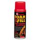 Red Devil 0909 12 oz. Foam & Fill Expanding Polyurethane Sealant