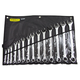 Bostitch 85-990 Stanley Tools 14-Piece 12-Point SAE Combination Wrench Set