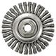 Anderson 12685 4-1/2 in. x 13/16 in. Stringer-Bead Twist-Knot Wheel