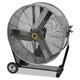 Airmaster Fan 70005 36 in. 660 RPM Portable Belt Drive Mancooler