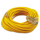 CCI 3489SW0002 100 ft. Polar/solar 3-Outlet Outdoor Extension Cord (Yellow)