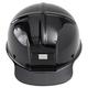 MSA 454-82769 Comfo-Cap Miner Hat (Black)
