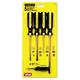 Bostitch 680-66-150 5-Piece 100 Plus Combination Screwdriver Set