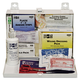 Pac-Kit 579-6100 25-Person Steel First-Aid Kit with Eyewash