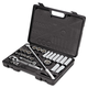 Bostitch 85-434 26-Piece 1/2 in. Drive 6/12-Point SAE Mechanic's Tool Set