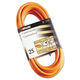 Woods 860-528 25 ft. Outdoor Round Vinyl Extension Cord (Orange) (12/3 Awg)