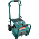 Makita MAC5200 3.0 HP 5.2 Gallon Oil-Lube Wheeled Dolly-Style Air Compressor