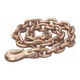 Mo-Clamp 6013 3/8 in. x 12 ft. Chain with Alloy Slip Hook