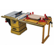 Powermatic 1792018K 5 HP 10 in. Three Phase Left Tilt Table Saw with 50 in. Accu-Fence, Workbench and Riving Knife