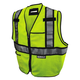 Dewalt DSV971-2X Class 2 Modacrylic Mesh Segmented Tape Vest (2XL)
