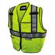 Dewalt DSV971-L Class 2 Modacrylic Mesh Segmented Tape Vest (Large)