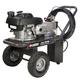 Campbell Hausfeld PS330G 0.44 GPM Honda GCV60 Gas Powered Airless Paint Sprayer with Quadraflow Spray Gun