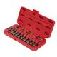 Sunex HD 9933 14-Piece SAE/MM Impact Ready Magnetic Nut Setters Set