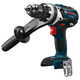 Bosch HDH183B 18V EC Cordless Lithium-Ion Brushless Brute Tough 1/2 in. Hammer Drill