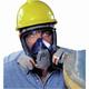 MSA 10028995 Full-Facepiece Respirator, Rubber
