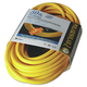 Coleman Cable 172-03488 Polar/Solar Outdoor Extension Cord, 50 ft, Three-Outlets, Yellow