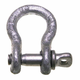Campbell 5411835 419 Series 1-1/8 in. 9-1/2 Ton Anchor Shackle Bail Size with Screw Pin Shackle