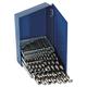 Irwin 585-60148 3/8 in Reduced Shank High Speed Steel Drill Bit Sets