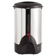 Coffee Pro CP50 50-Cup Percolating Urn, Stainless Steel
