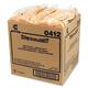 Chicopee Mfg. 0412 Stretch 'n Dust Cloths, 11 5/8 X 24, Yellow, 40 Cloths/pack, 10 Packs/carton
