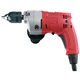 Milwaukee 0235-21 5.5 Amp 0 - 950 RPM Heavy-Duty Variable Speed 1/2 in. Corded Magnum Drill