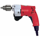 Milwaukee 0244-1 1/2 in. Magnum Drill, 0 - 700 RPM with Keyed Chuck