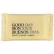 Good Day TP390050 Amenity Bar Soap, Pleasant Scent, 1/2 Oz, 1000/carton