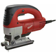 Factory Reconditioned Milwaukee 6268-81 Top Handle Orbital Jigsaw with Dust Shield & Case