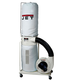 JET 710703K Vortex 230V/460V 2HP Three-Phase Dust Collector with 30-Micron Bag Filter Kit