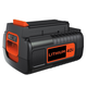Black & Decker LBX2540 40V MAX 2.5 Ah Lithium Ion Battery