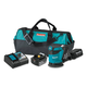 Makita XOB01T 18V LXT 5.0 Ah Cordless Lithium-Ion 5 in. Random Orbit Sander Kit