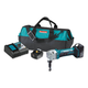 Makita XNJ01T 18V LXT 5.0 Ah/ 16 Gauge Cordless Lithium-Ion Nibbler Kit