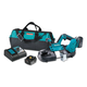 Makita XBP01T 18V LXT 5.0 Ah Cordless Lithium-Ion Compact Band Saw Kit
