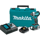 Makita XDT14R 18V LXT Cordless Lithium-Ion Compact Brushless Quick-Shift Mode 3-Speed Impact Driver Kit