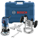 Bosch GKF125CEPK Colt 1.25 HP Variable-Speed Palm Router Combination Kit (7 Amp)