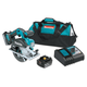 Makita XSC02T 18V LXT 5.0 Ah Cordless Lithium-Ion Brushless 5-7/8 in. Metal Cutting Saw Kit