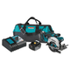 Makita XSS03T 18V LXT 5.0 Ah Cordless Lithium-Ion 5-3/8 in. Circular Trim Saw Kit