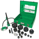 Factory Reconditioned Greenlee FCE7310SB 1/2 in. x 4 in. Hydraulic Driver Punch Set
