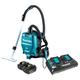 Makita XCV05PT 18V X2 LXT (36V) Cordless Lithium-Ion Brushless 1/2 Gal. HEPA Filter Dry Vacuum Backpack Kit