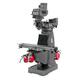 JET 690418 230/460V Variable Speed Milling Machine with 3-Axis ACU-RITE VUE DRO (Knee) and Powerfeeds
