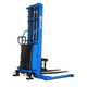 Eoslift S15J 3,300 lbs. 118 in. Raised Height Semi-Electric Straddle Stacker Pallet Truck