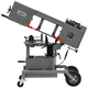 JET 424463 1 HP Portable Dual Miter Bandsaw