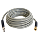 Simpson 41114 3/8 in. x 50 ft. x 4500PSI Hot and Cold Water Replacement/Extension Hose
